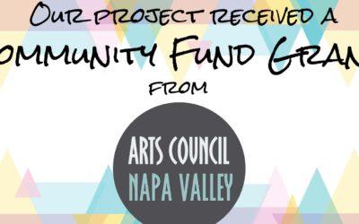 Arts Council Napa Valley Awards Grant for Napa River Art