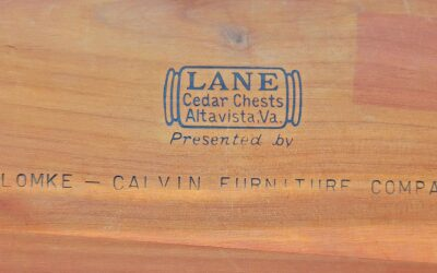 The Small Cedar Chest