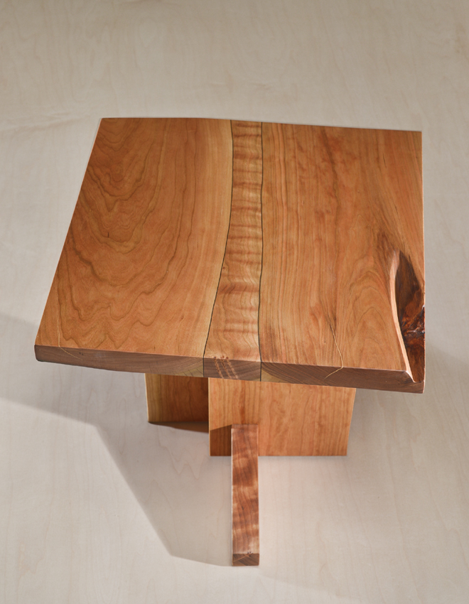 Cherry Finelines 1 wood table