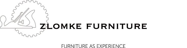Zlomke Furniture: furniture as experience