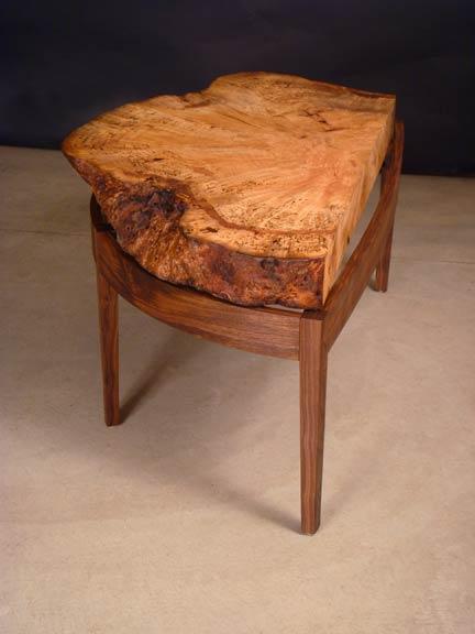 oak burl table 3